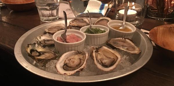 bar sazerac oysters