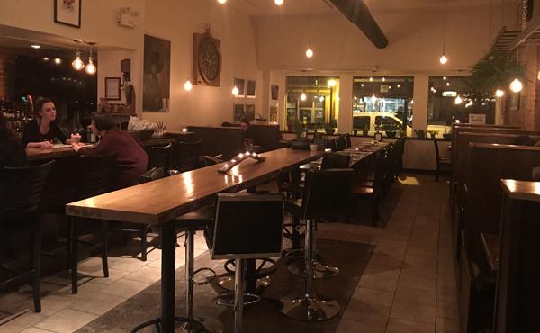 orillia rustica restaurant