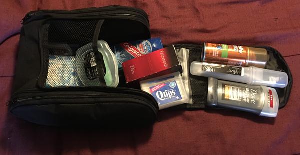 nightbag craig checklist