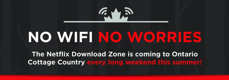 Netflix Download Zone no wifi