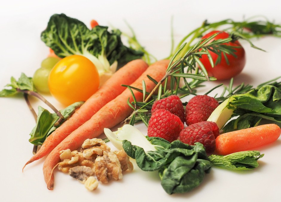 Physically Active healthy foods