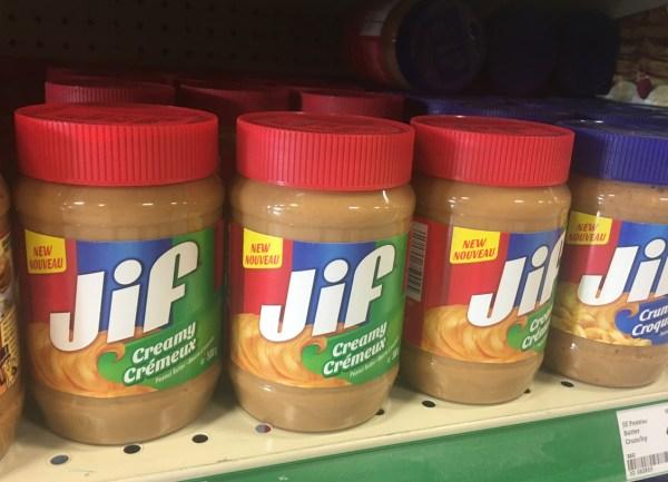 Packaging Design JIF