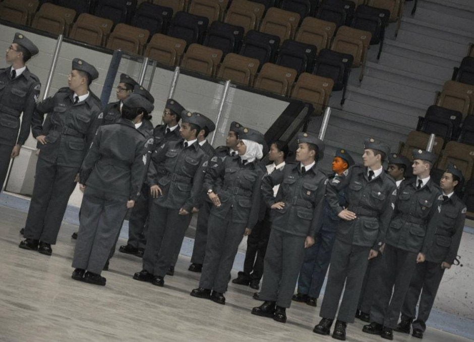 false positive cadets