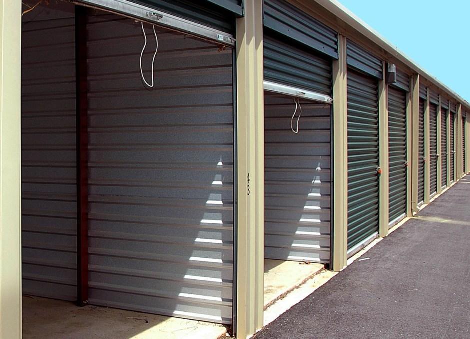 storage open unit