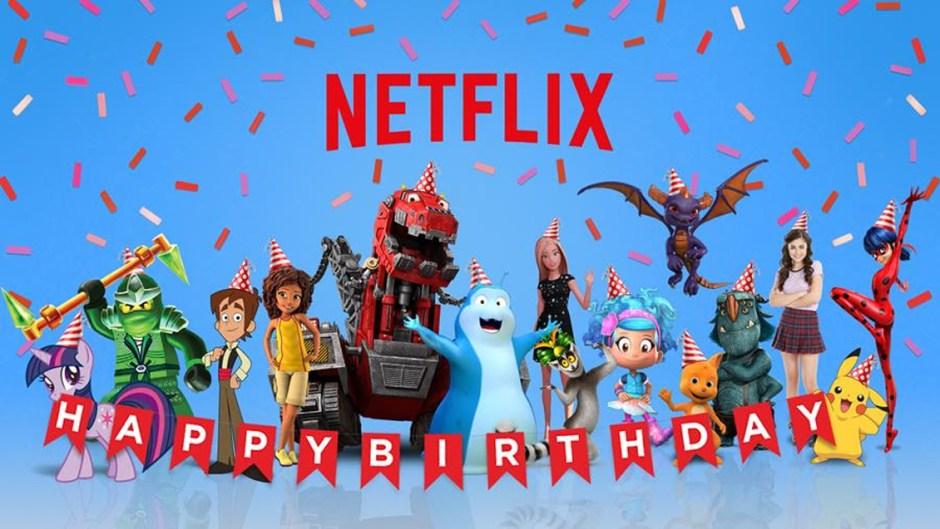 birthday party netflix