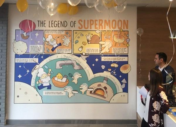 super moon the legend