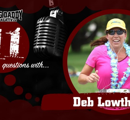 11 Questions with… Deb Lowther. @Deb_Lowther #bdk11Qs