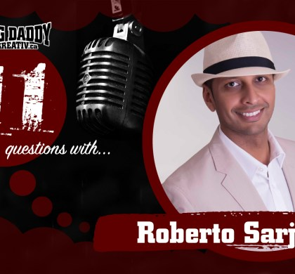 11 Questions with… Roberto Sarjoo. @robsarj #bdk11Qs
