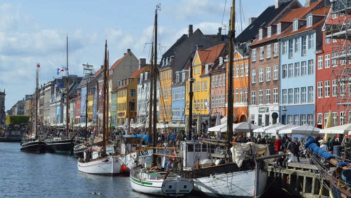 5 Places to go Shopping while in Copenhagen Denmark