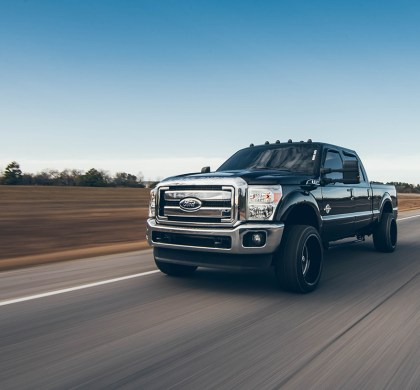 The Perfect Road Trip: Travelling in a Pickup Truck