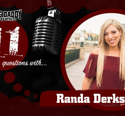 11 Questions with… Randa Derkson. @bewitchinkitch #bdk11Qs