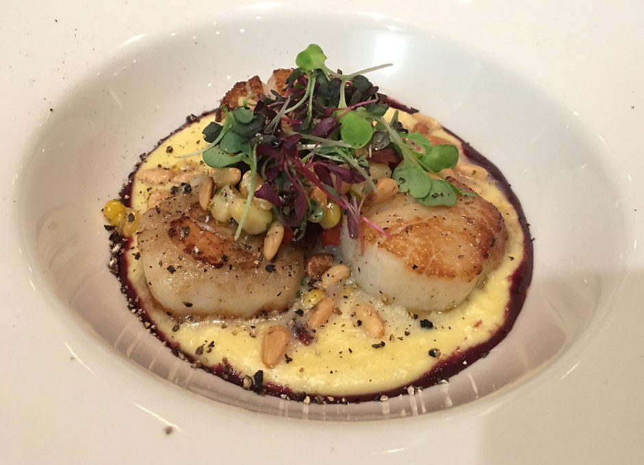 great food scallops