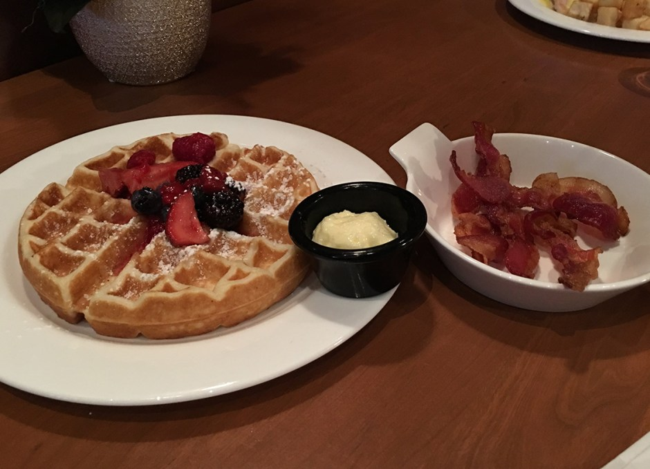 great food weirs waffles