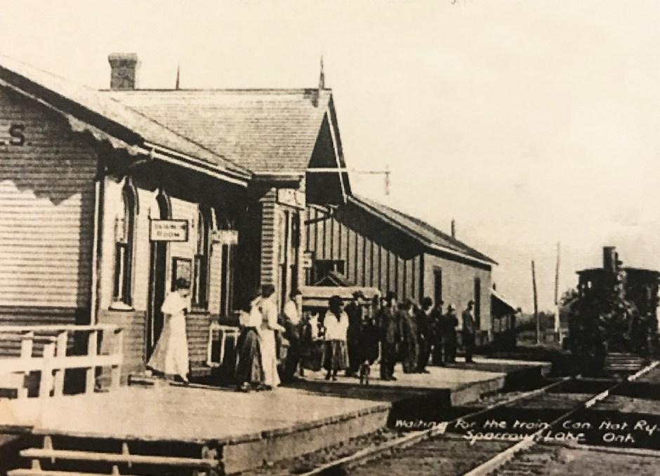 Bayview Wildwood old train station