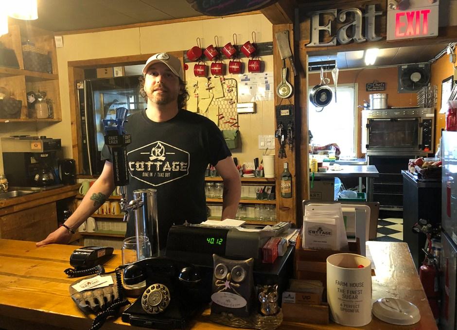 R Cottage Chef Ian