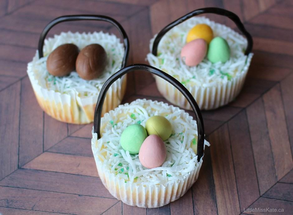 easter treats 3 Easy Mini Cheesecake