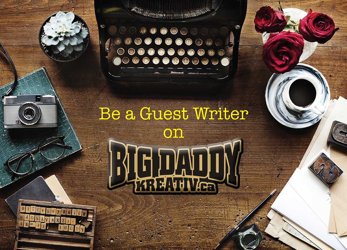 guest bloggers feature
