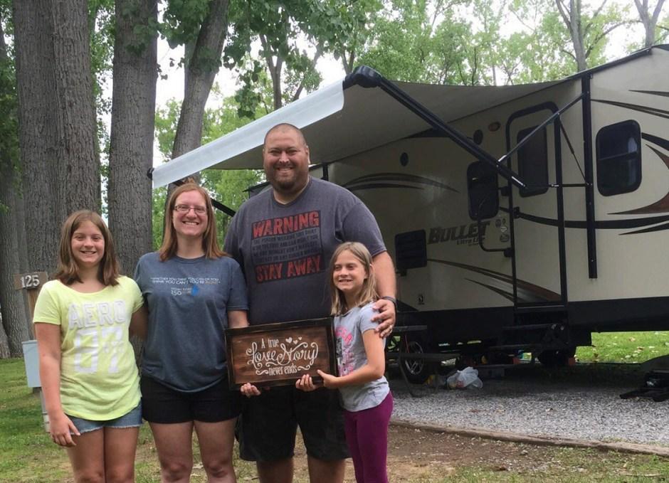 ontarios lake country camping
