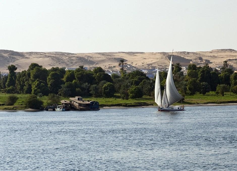 Egypt Nile river