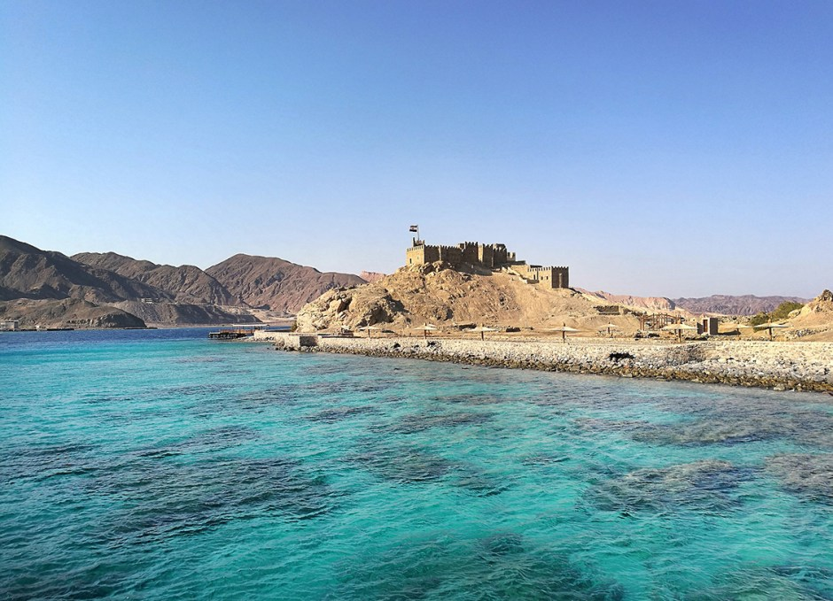 Egypt sea