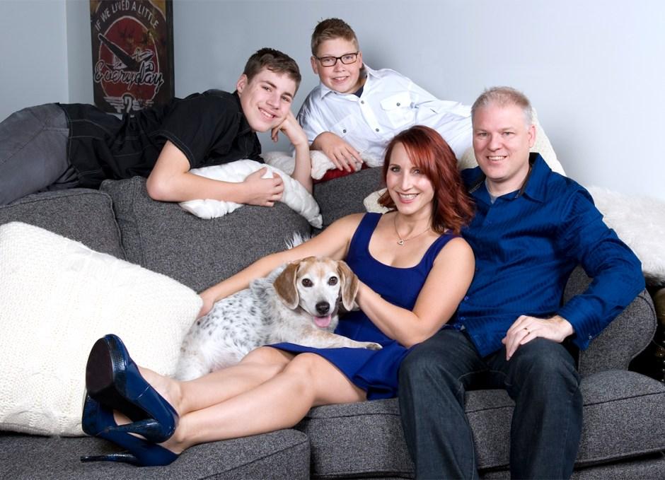 jane wilson family