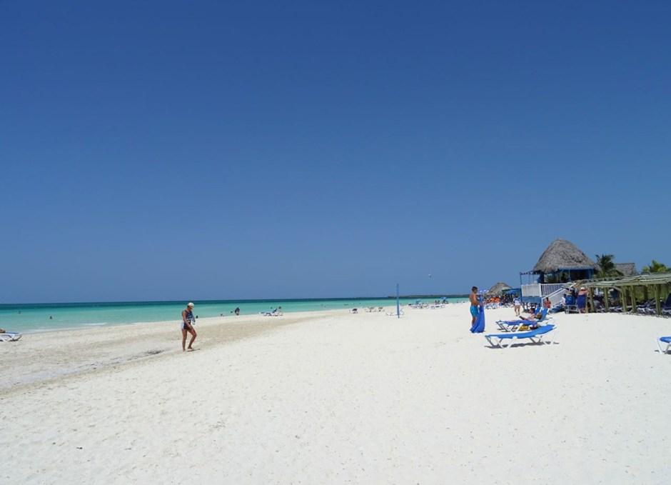 Cayo Guillermo Pilar Beach