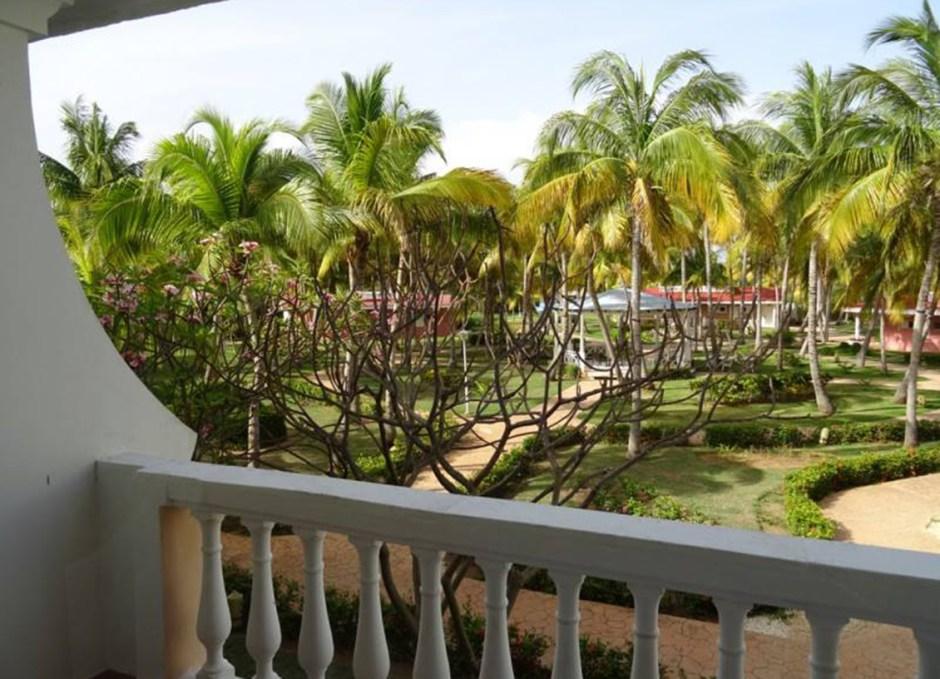 Cayo Guillermo gardens