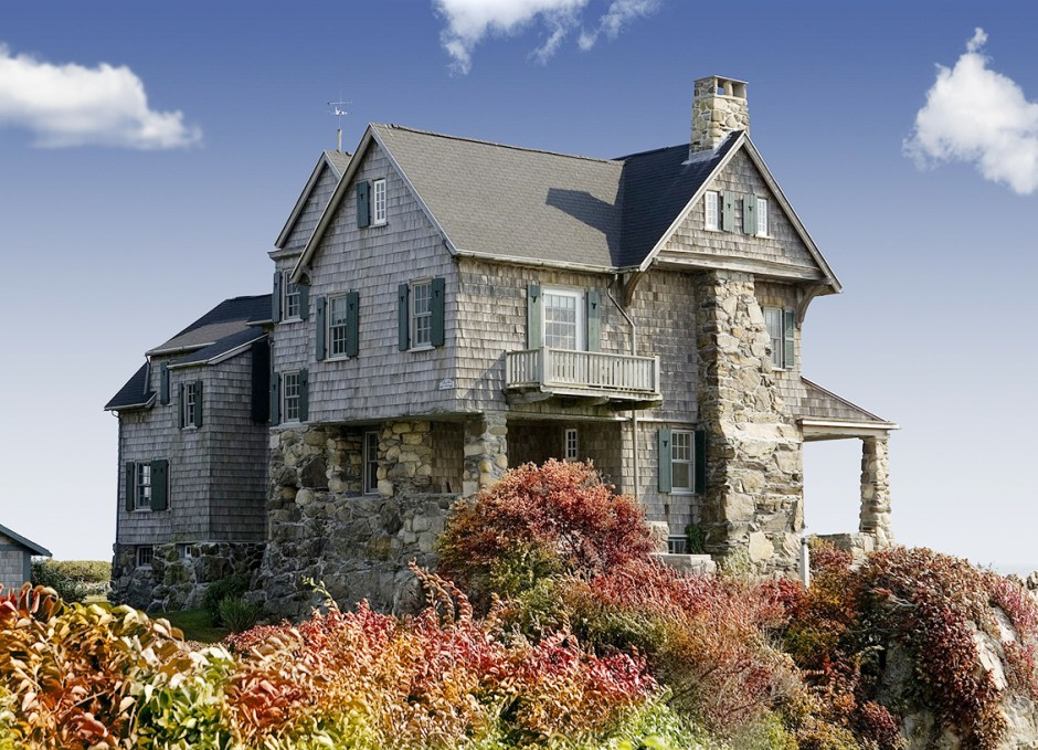 Renovation country house