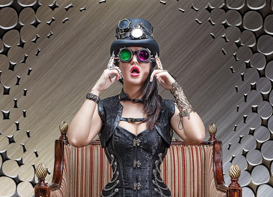 corset punk