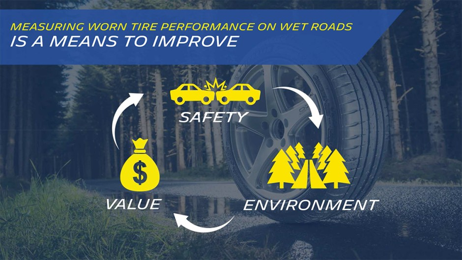 michelin truth about worn tires means to improve