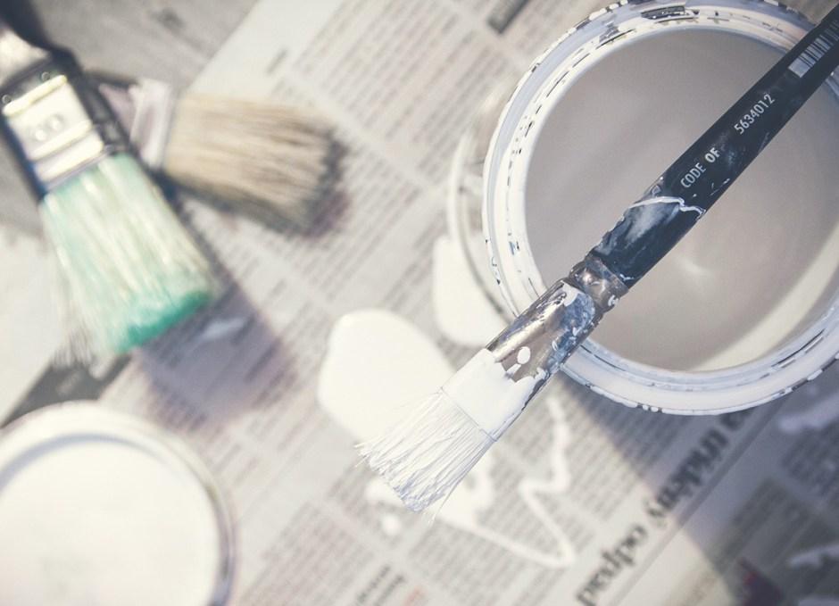 Condo neutral paint