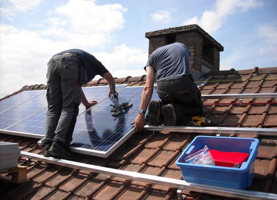 Eco-Friendly solar panels