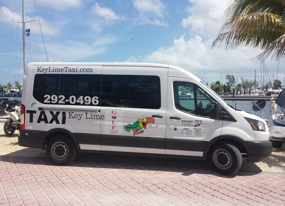 Get Around Key West taxi