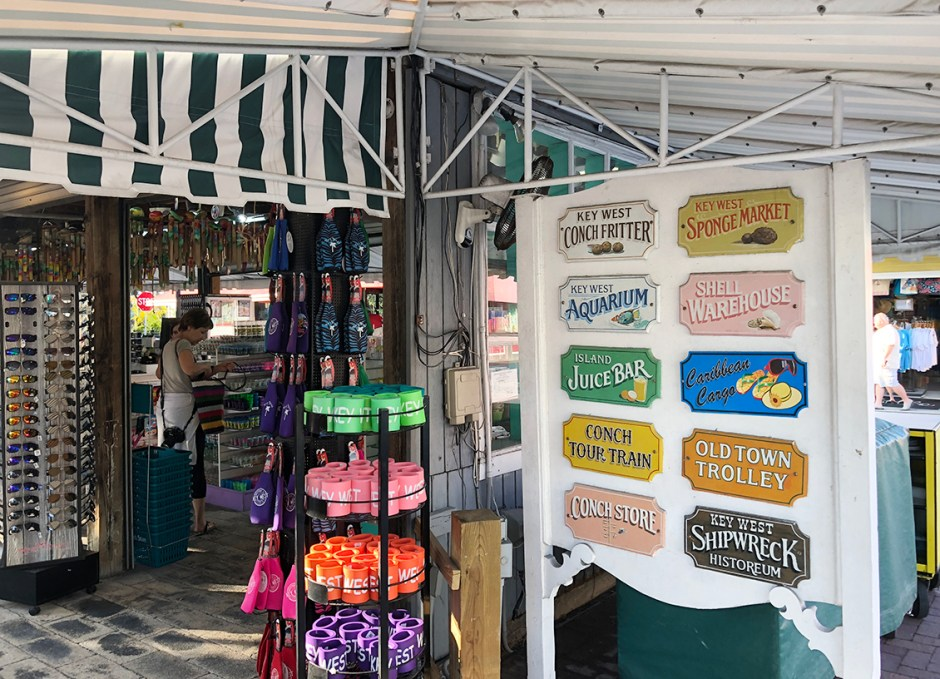 mallory square vendors