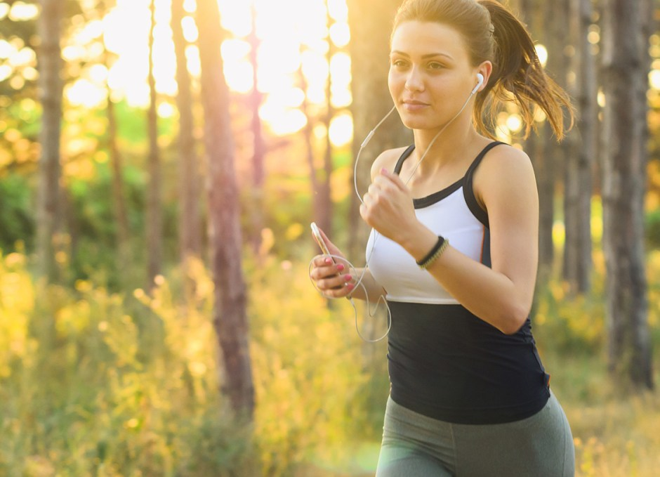 your health running