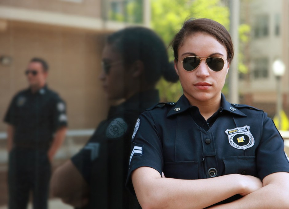 allstate police woman