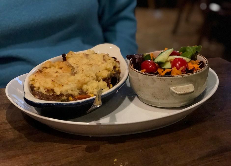 fionn shepherd's pie