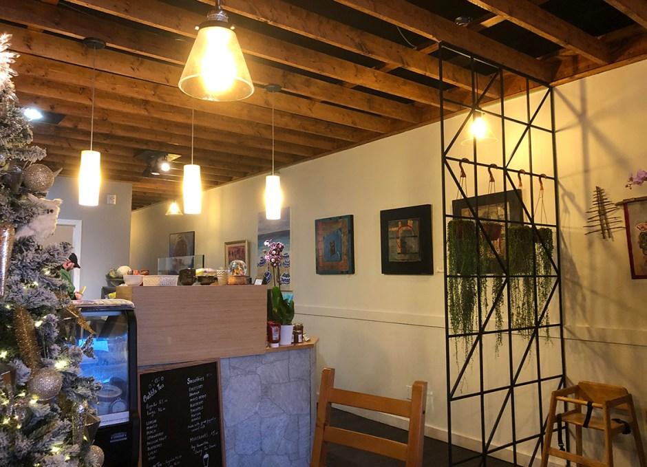 125 Breakfast Club interior