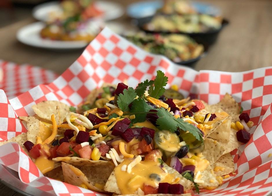 Hurry Curry and Tacorrita taco bowl