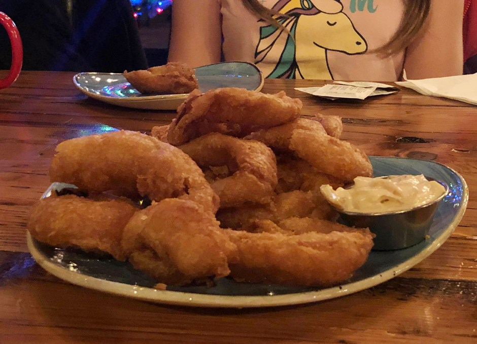 Tailwinds onion rings