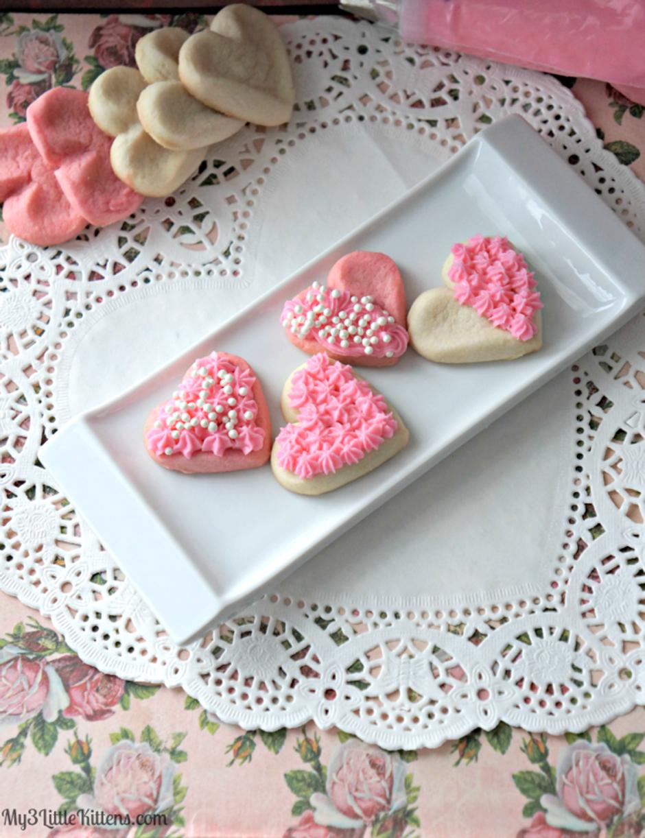 Valentines Day 04 Be My Valentine Sugar Cookies