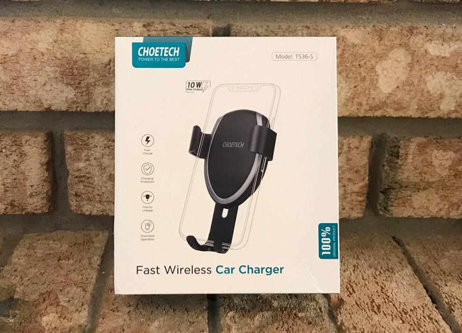 choetech tech gadgets car charger