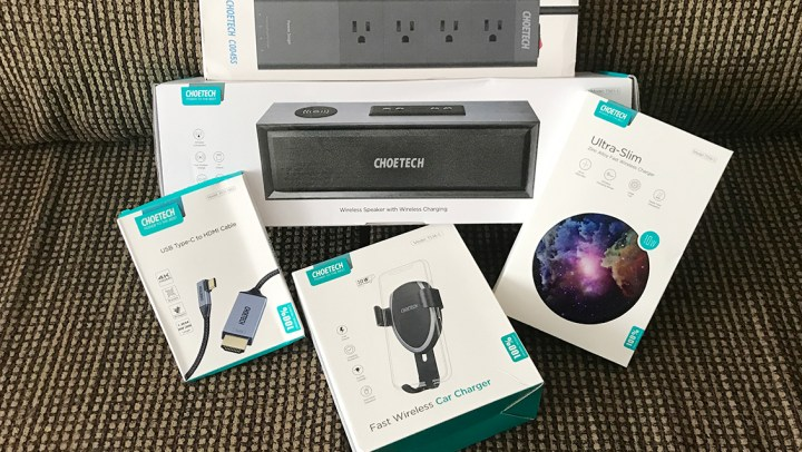 Tech Gadgets: 5 Charging and Sound Items That You Will Love! #ad @choetech