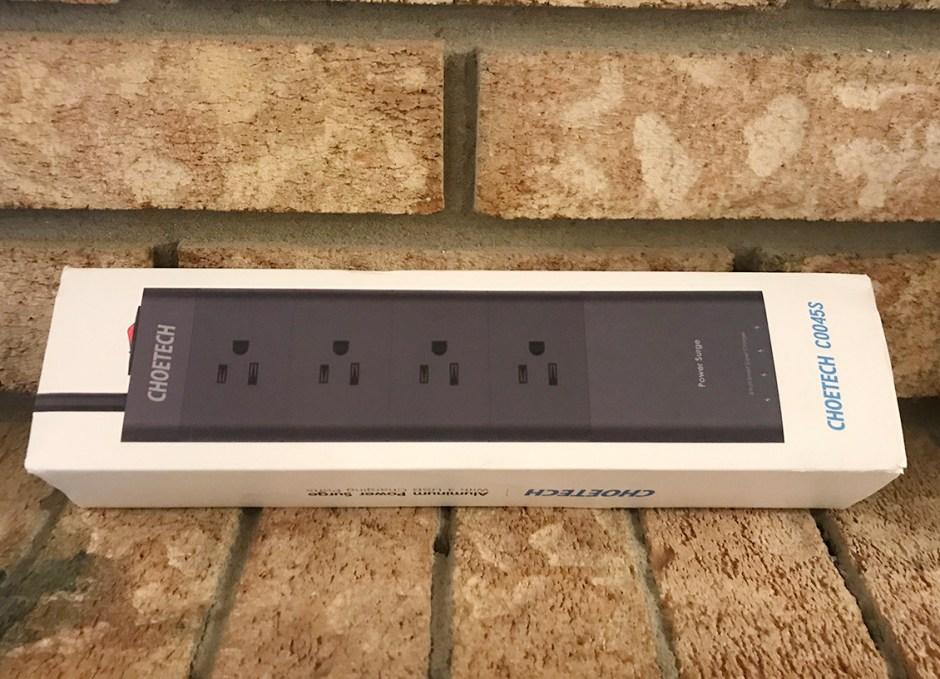choetech tech gadgets power strip