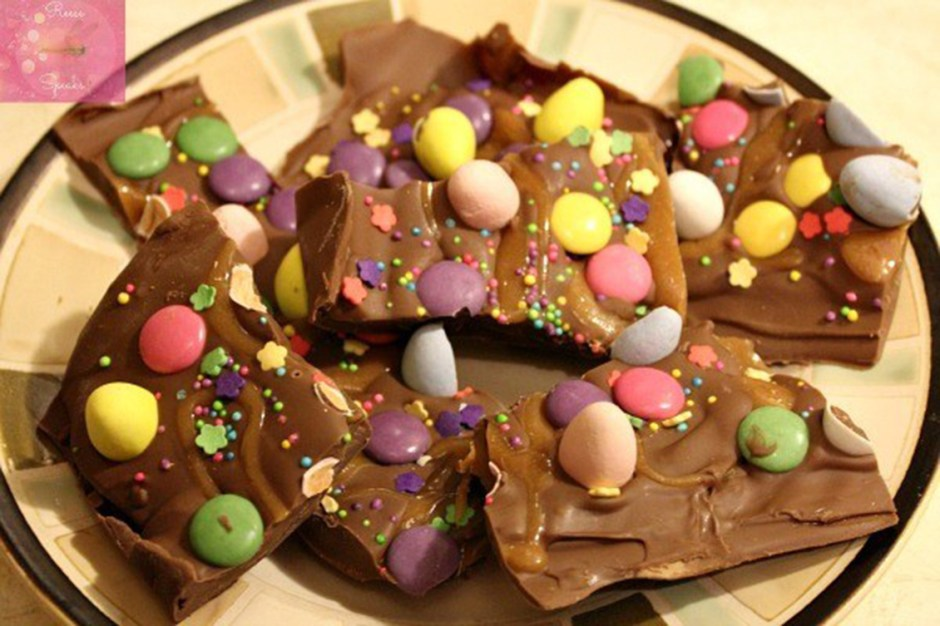 2019 Easter Treats 10 Colourful and Sweet Chocolate Bark