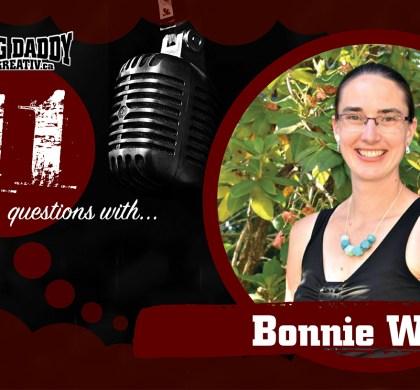 11 Questions with… Bonnie Way. @KoalaMomBlog #bdk11Qs