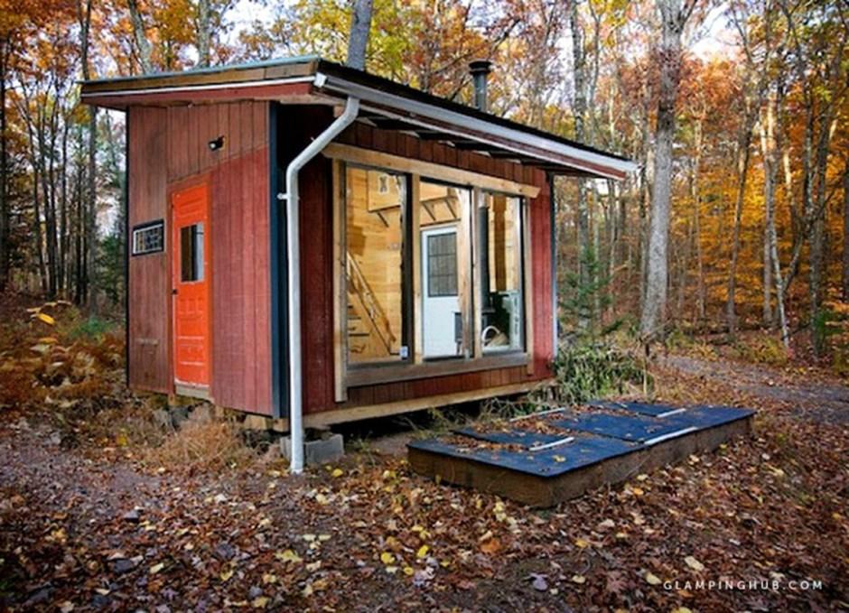 glamping cabin NY
