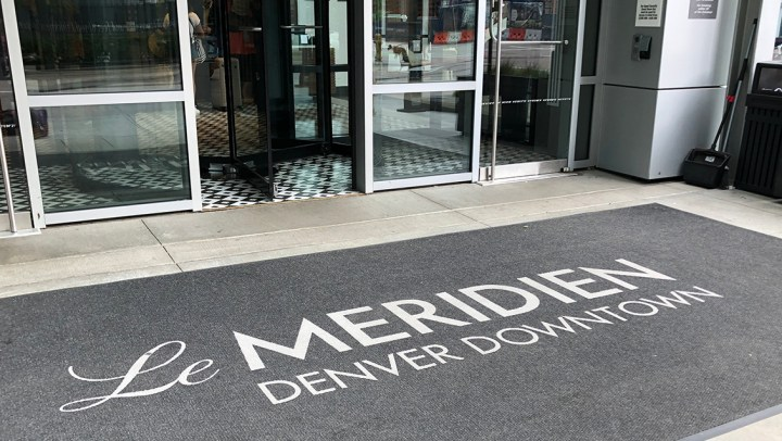 Visit Colorado: My Stay at Le Méridien Downtown Denver. #ad @visitdenver @colorado #BDKColorado