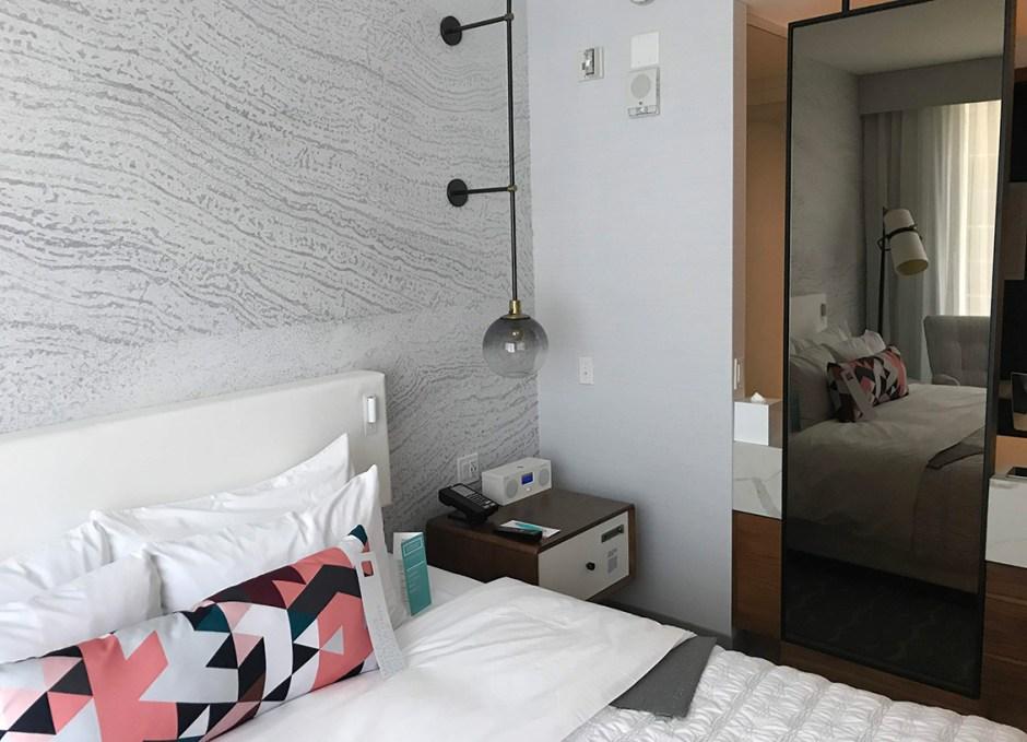 Le Méridien Downtown Denver room