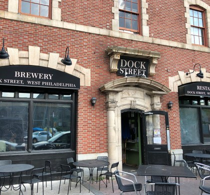 Dock Street Brewpub: Wood-fired Pizzas and Craft Beer in Philadelphia #ad #BDKPhilly @DockStreetBeer @VisitPhilly